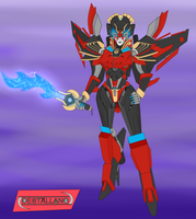 Autobot Windblade by destallano4