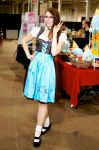 German Dirndl Outfit by Kamui Cosplay by Lightning--Baron