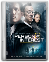 Person Of Interest - Season 2 by Movie-Folder-Maker