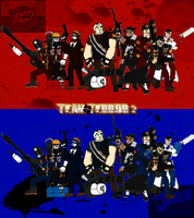 Team Terror 2 by 2ndCityCrusader