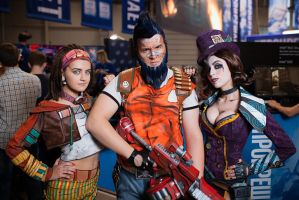 Borderlands by DariaRooz