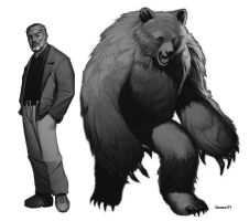 Changing Breeds - Bear by ChristopherStevens