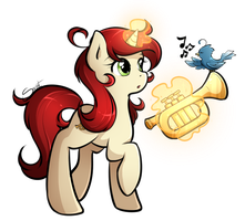 I'll sing you the song of my people by secret-pony