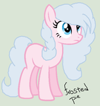 NG: Frosted Pie (Pinkie Pie x Party Favour) by Dizzeh89