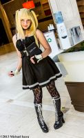 Misa Amane 9 by Insane-Pencil