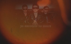 30 Seconds To Mars wallpaper by SaidaGP