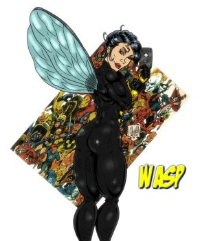 Wasp by violencejack666