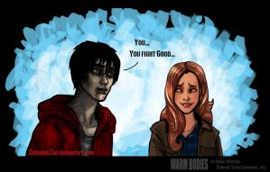 Warm Bodies by ZetsubouZed