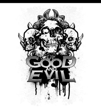 of Good and Evil shirt by paulhershey