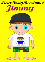 Jimmy Para FortyTwoPower by TurbidMeteor