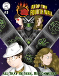 AT4W Covers #5 - All That He Sees, He Conquers by BeckHop