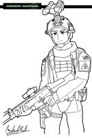 Corporal Dunn by SSgt-LuLZ