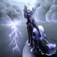 In the Storm by DarkrescentMoon