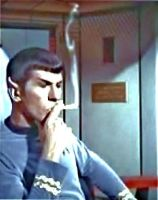 Spock Addicted by slashygirl