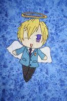 Chibi Tamaki Angel by Squirrelchick22