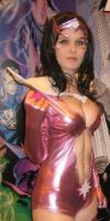 Star Sapphire At LFCC 2 by GraceyDarling
