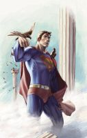 SUPERMAN by chopstyx