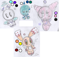 Chao adopts - CLOSED by Knuckles119