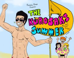 The Kurosaki Summer: Cover by RomaniaBlack