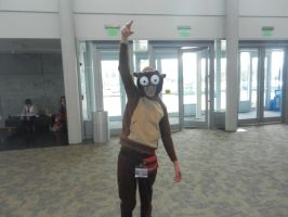 Nekocon 2012 Ridgy Cosplay by caseygracy1234