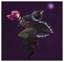 Tonks by kyla79