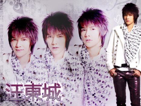 Jiro Wang - Wallpaper by RoseSan