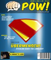 POW Magazine Cover by sohansurag