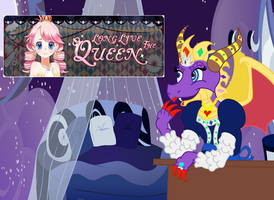 Insane Reviewz 011 - Long Live The Queen by InsaneSpyro