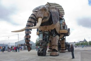 Le Grand Elephant Nantes18 by Jules171