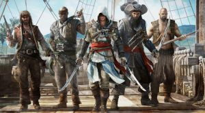 Assassin's Creed IV Black Flag by dawnstanczak