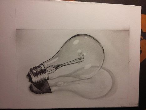 LIGHTBULB by Savant420