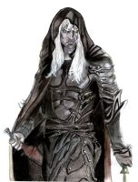 Drizzt Do'Urden by YukinaSk
