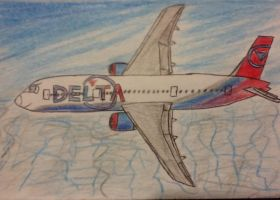 Concept Livery- Delta/NWA merger compromise by Northwestern-Viola13