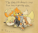 Sleep be important yo by the-b3ing