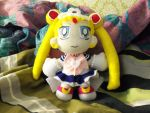 Princess Sailor Moon by MoonLightXAngel268