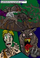 Page sample from Stray Moon by The-Mattness