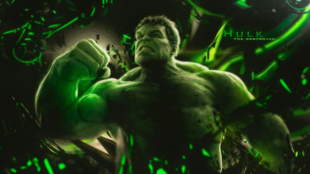 Signature | Marvel | HULK by oOnadileeOo