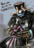 Mr China and Aiya: Flawless by Digimitsu