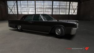 Forza 4 Lincoln Continental by LoneStranger