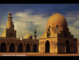 Ahmed Ibn Tulun by mido4design