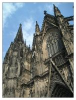 Koln Cathedral by Cattle