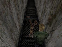 Silent Hill 2 Monster by ParRafahell