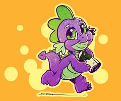 Spike by Kilo-Monster