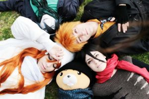 Bleach Cosplay - The SC Cosplay by theSCcosplay