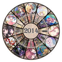 Year in Review 2014 by darthmer-mer