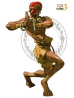 Dhalsim - Marvel vs Capcom 3 by AverageSam