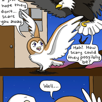 Owl House by KatRaccoon