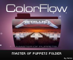 Colorflow Master of Puppets by pierloc