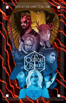 Critical Role by tsbranch