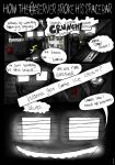 Comic: How the Observer Broke His Spacebar - Pg 1 by Grismalice